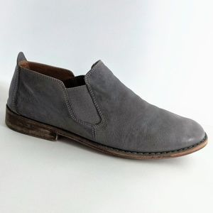 Gentle Souls Essex Dauphin leather flat